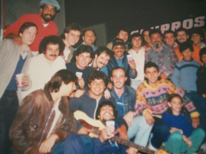 Jaime Roos, Canario Luna y Equipo