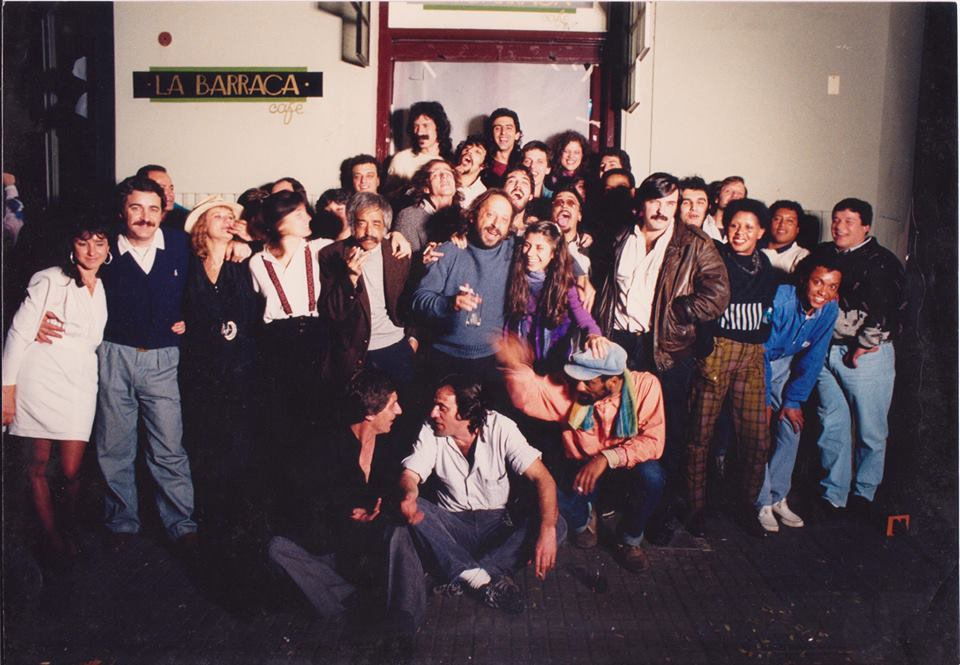 La Barraca 1990