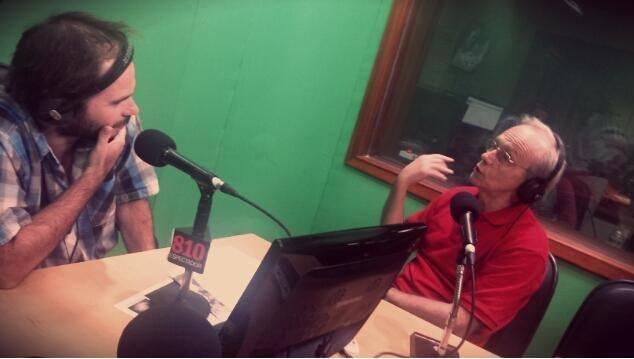 Entrevista Diego Zas (Suena Tremendo) Radio El Espectador